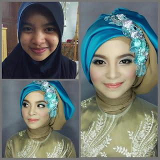 Model Hijab Untuk Wisuda Kebaya