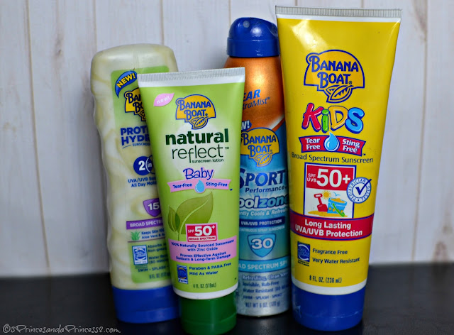 Banana Boat Suncare #MC #Sponsored