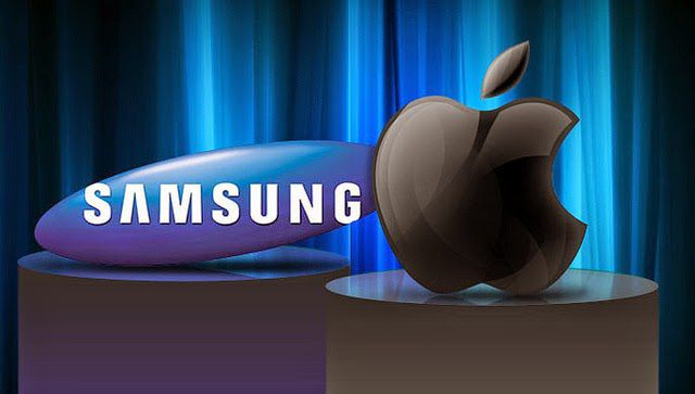 video samsung apple