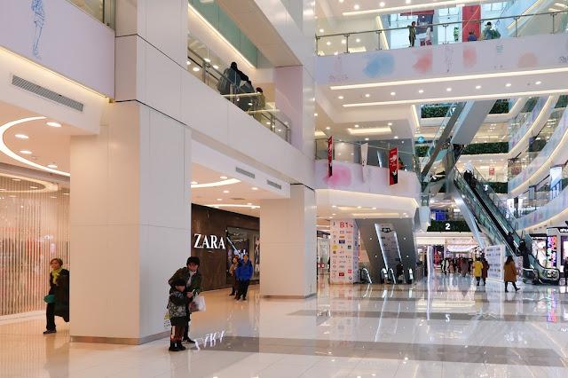 mall di wangfujing sreet