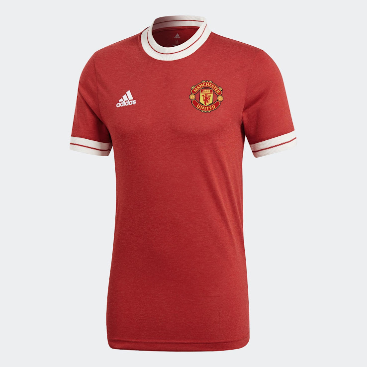 ee1be5e5d0e 1999 Treble-Inspired Adidas Manchester United 19-20 Icon Retro ...