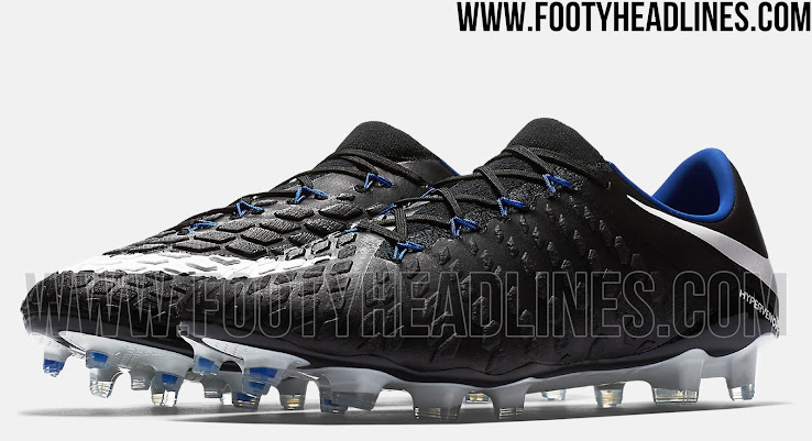cheap for discount 5c2df 573e4 Black Pack Nike Hypervenom Phantom III 2017-18 Boots Leaked ...