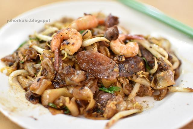 Fried-Kway-Teow-Johor-Bahru-Setia-Indah-Ah-Huat-啊发咖啡店