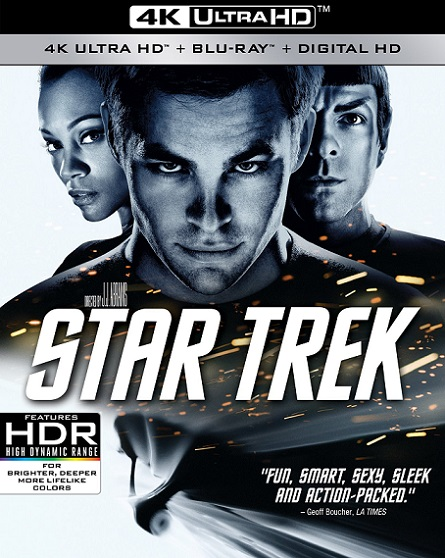 Star Trek 4K (2009) 2160p 4K UltraHD HDR BluRay REMUX 56GB mkv Dual Audio Dolby TrueHD ATMOS 7.1 ch