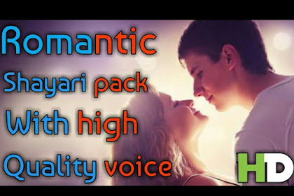ROMANTIC SHAYRI VOCAL PACK DOWNLOAD IN  FREE
