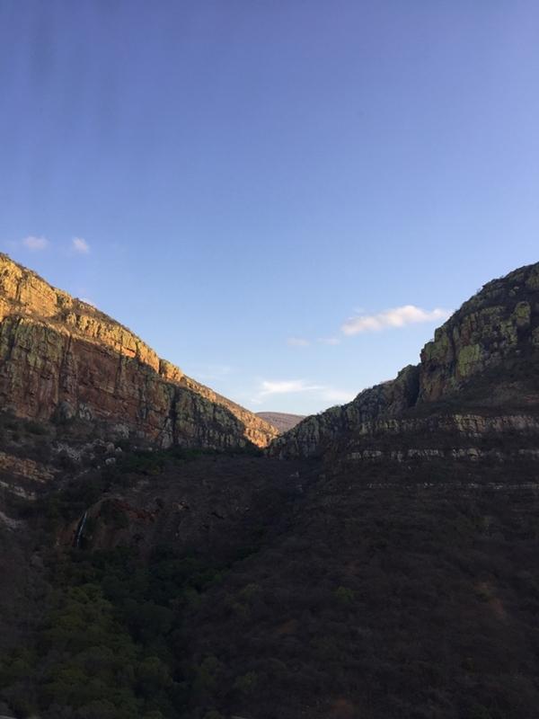 Südafrika hat auch wahnsinns Gebirge zu bieten