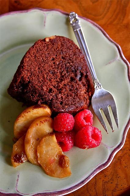 Marcy Goldman Chocolate Honey Cake