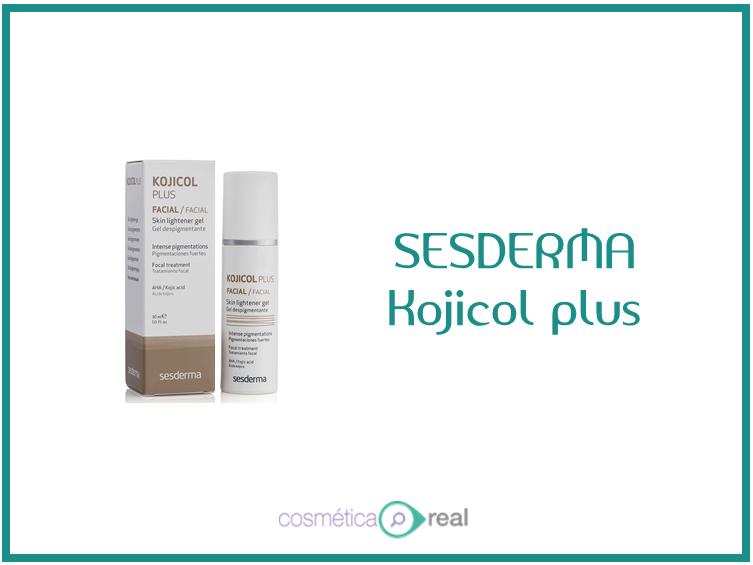 Diccionario Cosmeceutico antimanchas: Acido kojico