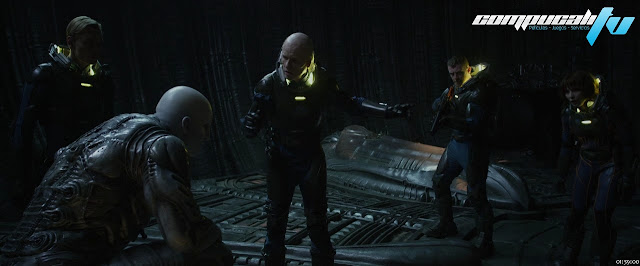 Prometheus 720p HD Español Latino BRRip 2012