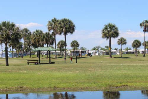 Golf Course @ Lake Okeechobee KOA