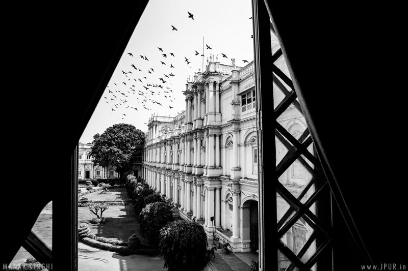 Jai Vilas Palace Museum, Gwalior.