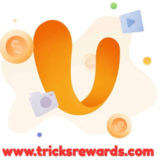 VeeU App: Earn free PayPal money + 0 2 $ per refer  - Tricks Rewards