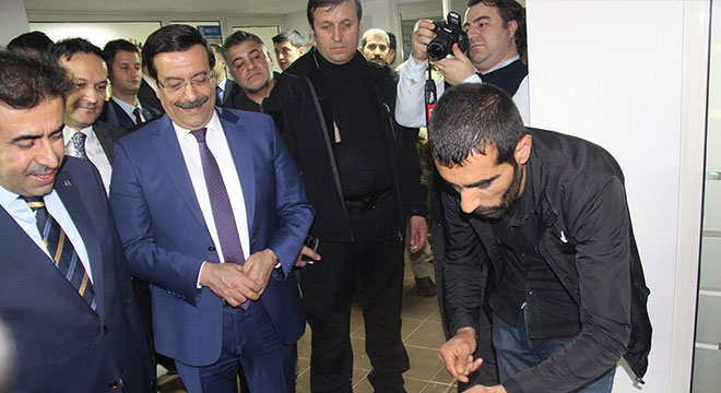 Diyarbakır'da umuda el verelim projesinin açılışı yapıldı