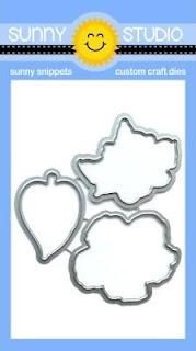 Sunny Studio Stamps: Hawaiian Hibiscus Low Profile Metal Cutting Dies