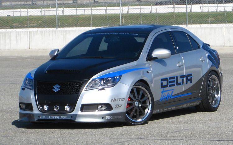 Suzuki Kizashi Concepts Best Car