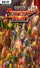 Capcom Beat Em Up Bundle - Capcom Beat Em Up Bundle-DARKSiDERS