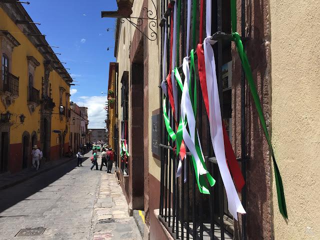 Calles de de San Miguel de Allende Guanajuato