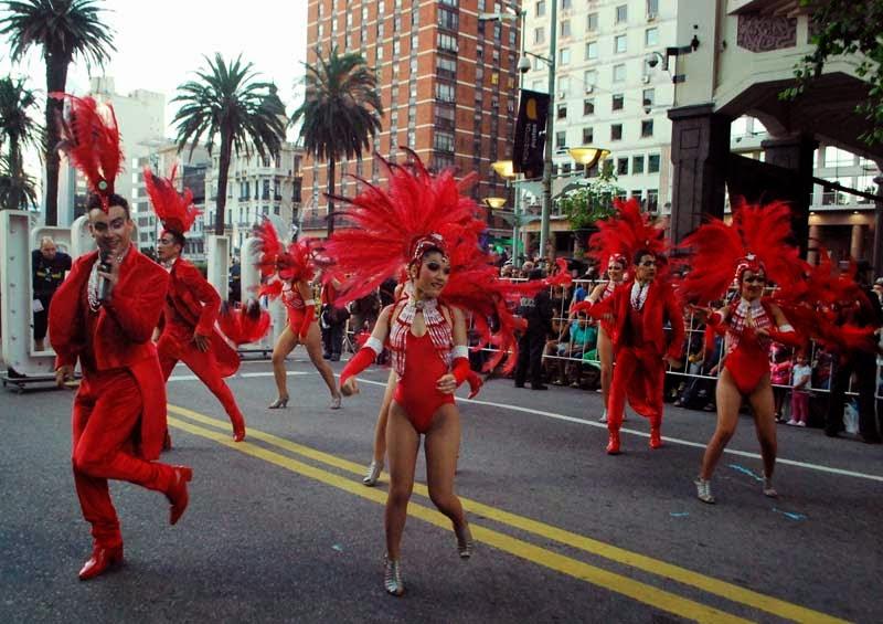 Desfile Inaugural del Carnaval. 2015. La Compañía.