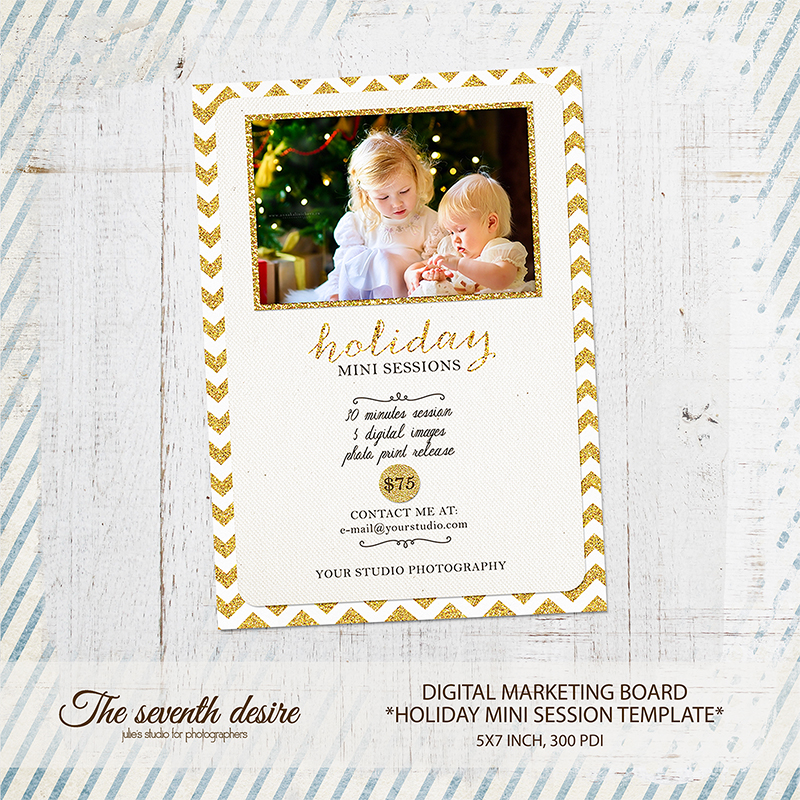 Illustration,  Digital  graphic design,  photographer,  christmas,  photo  card,  template,  gold,  new year,  christmas card, holiday card,  card template,  5x7, etsy shop