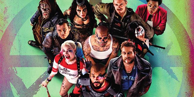Esquadrão Suicida: detalhes do DVD e Blu-ray no Brasil!