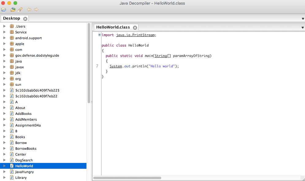 java decompiler free download for windows 7 64 bit