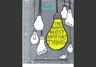 MG book cover The Seventh Most Important Thing