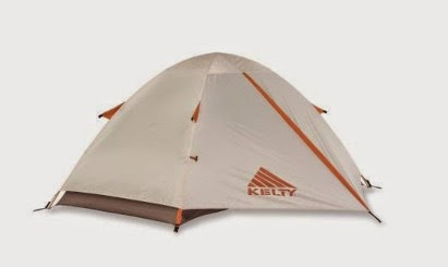 Kelty backpacking tent