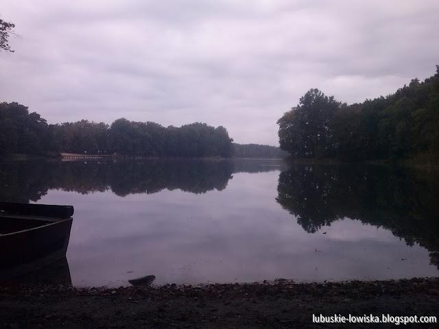 Jezioro Liny Duże - Wielka Wieś