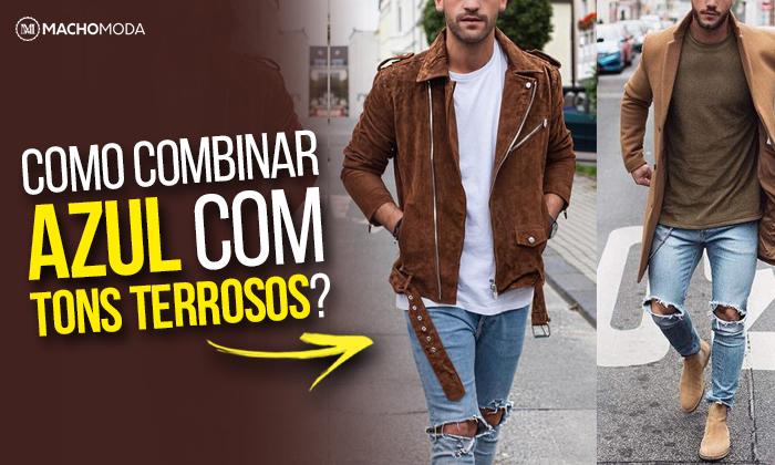 ea08e78724 Macho Moda - Blog de Moda Masculina  Combinar CORES de ROUPAS ...
