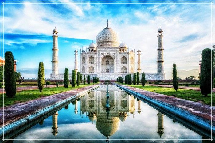16 Grandes Monumentos da Humanidade que você precisa ver sob uma nova perspectiva: