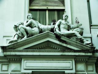 Banco Central, Buenos Aires