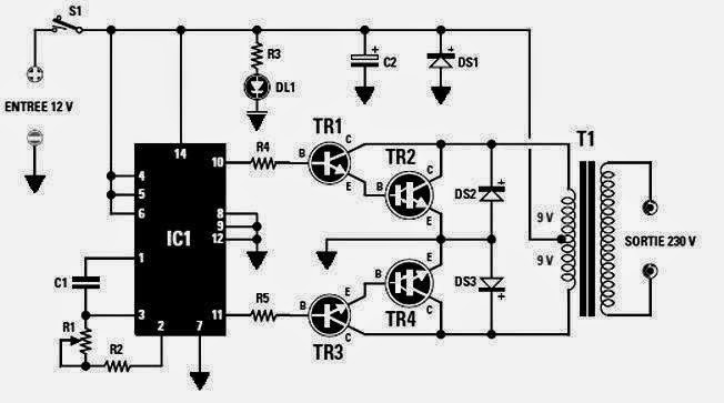 circuit diagram to breadboard converter