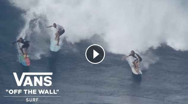 Six Weeks on the North Shore with Kyuss King Surf VANS