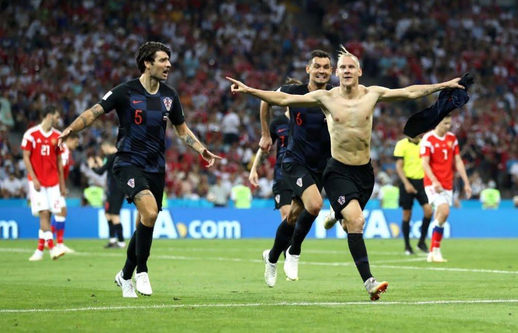 In semifinale sarà Inghilterra-Croazia: Mandzukic e compagni vincono sulla Russia ai calci di rigore | Mondiali Calcio 2018.