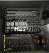 Control panel 2
