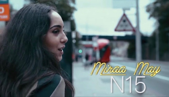 The-Indies presents the music video to the song titled N15 by Miraa May