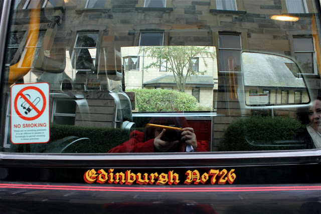 Edinburgh transport