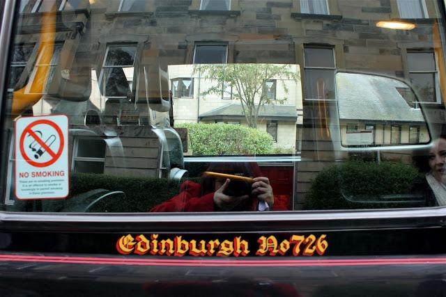 Edinburgh transport