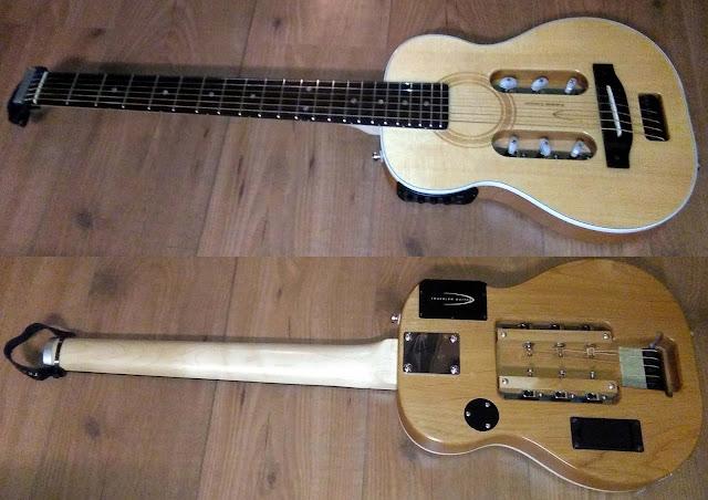 Guitarra de viaje Traveler Guitar