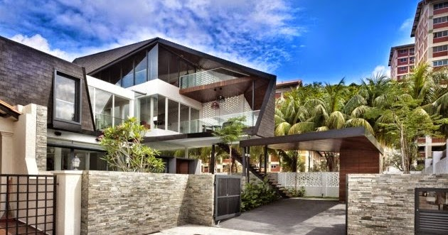 50 STUNNING HOUSES IN SINGAPORE