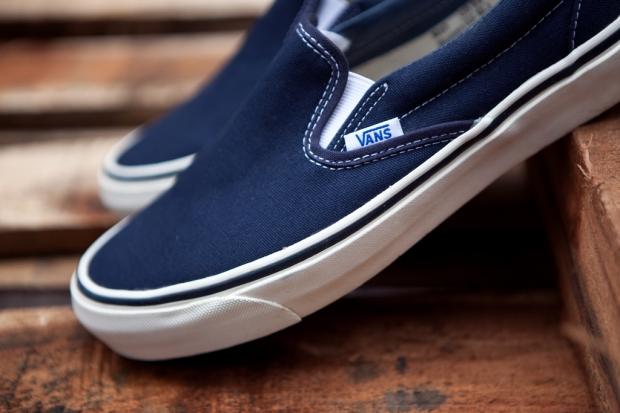 6e974e27d3 Vans Vault 2012 Summer OG Classic Slip-On LX Pack