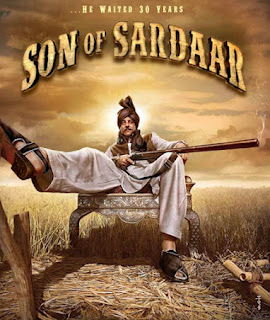 'Son Of Sardaar' Latest HQ Wallpapers