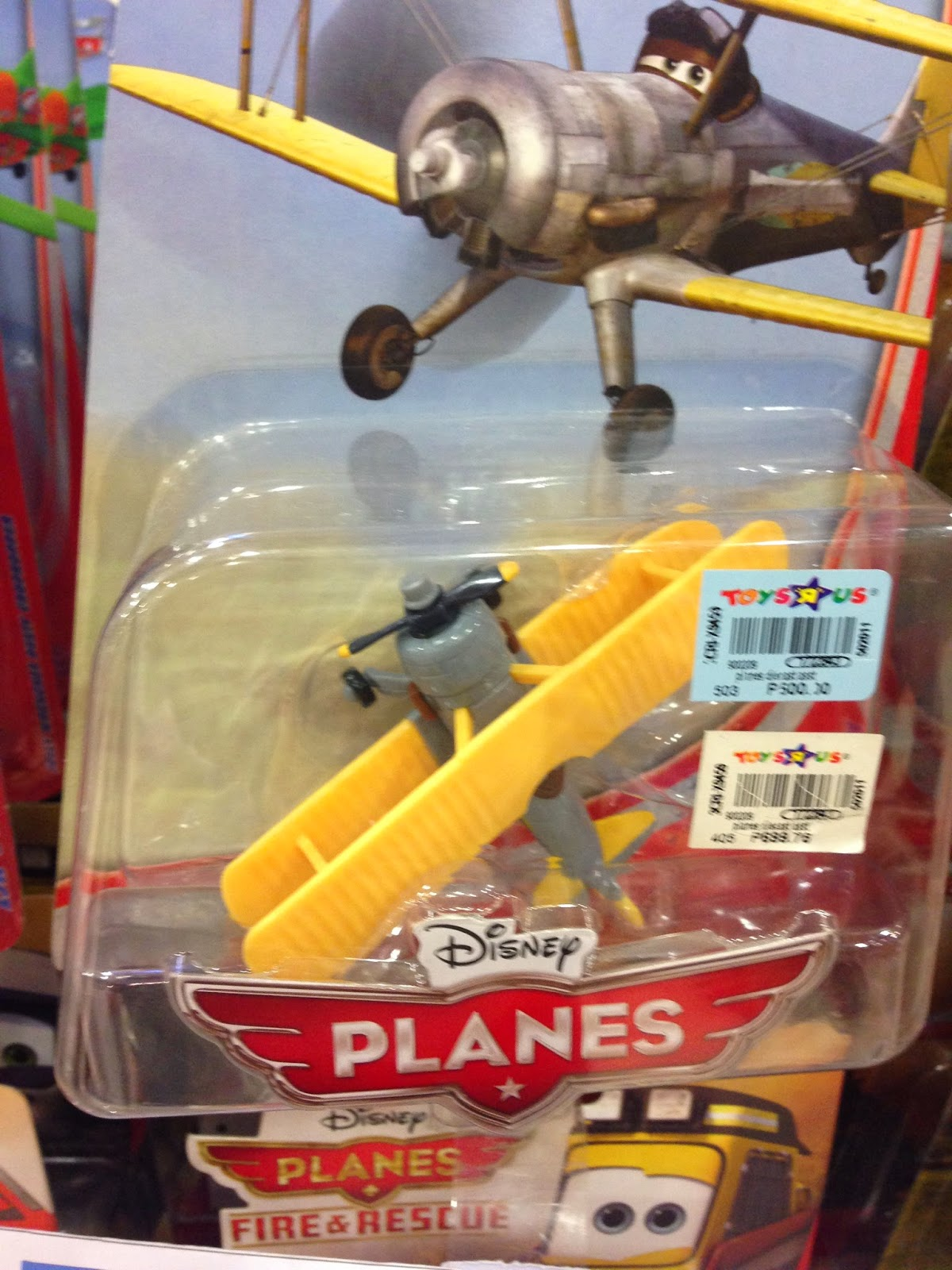 Toy Sale in Manila, Philippines 2015 : Disney Planes Die-Cast Toys on SALE (Leadbottom)