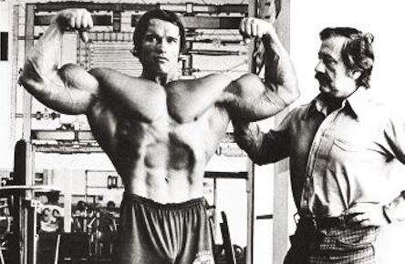 Joe Weider Mr Olympia