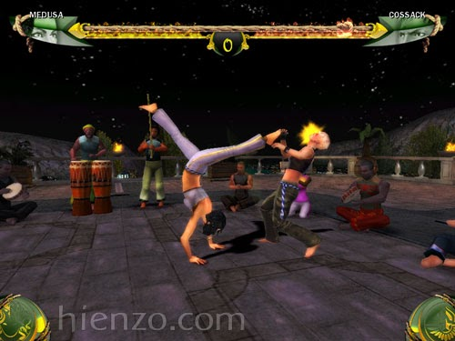 Martial Arts: Capoeira PC Game - YouTube