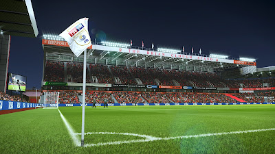 PES 2019 Uniturf for Stadium Server by Endo