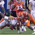 Florida DT Taven Bryan ejected for bodyslamming Alabama RB (Video)
