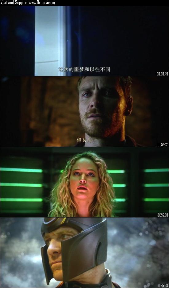 X-Men Apocalypse 2016 Dual Audio Hindi  HDTC