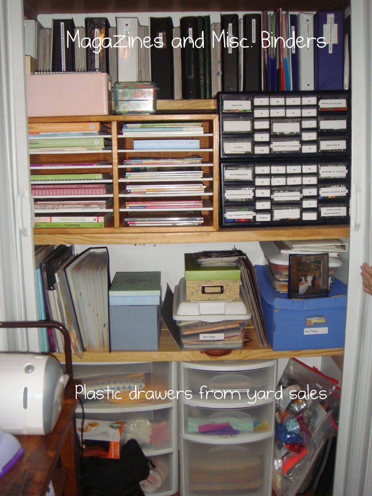 Scrapbook Room Remodel Martys Musings