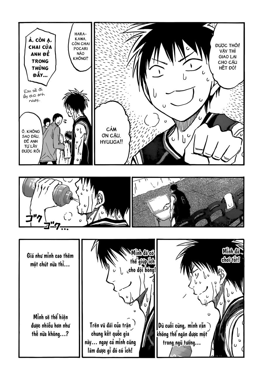 Kuroko No Basket chap 257 trang 9